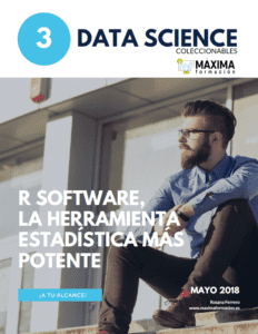 R Software la herramienta estadística más potente. Data Science R Software