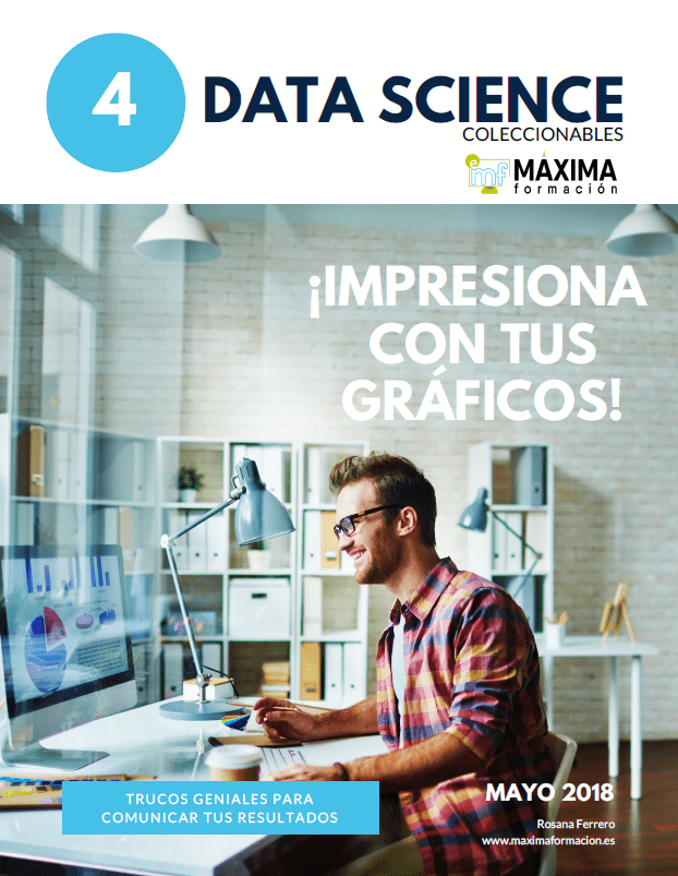 Impresiona con tus gráficos Data Science R Software