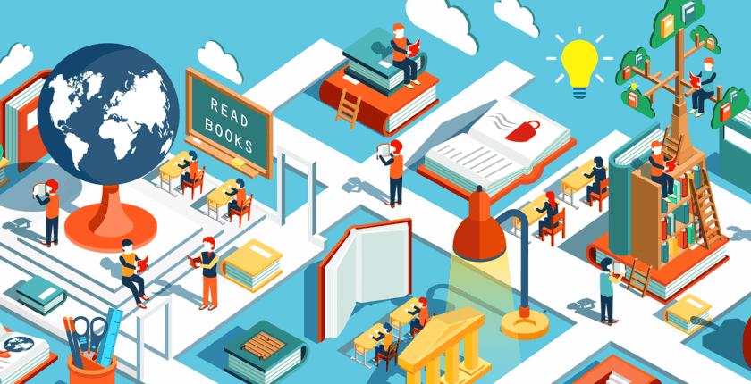 Las 60 mejores web sobre educacion en español