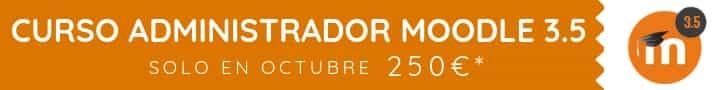 CURSO ADMINISTRADOR MOODLE 3.5 PARA DOCENTES