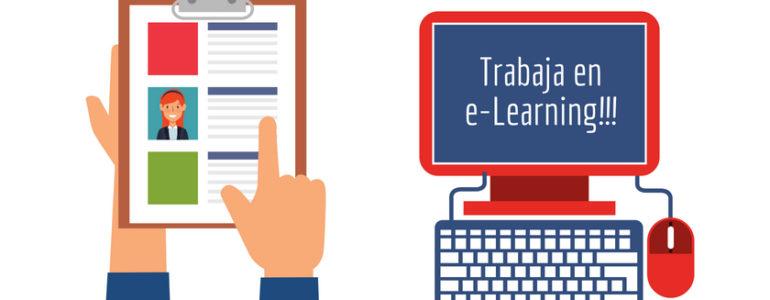 Ofertas de empleo para la enseñanza virtual