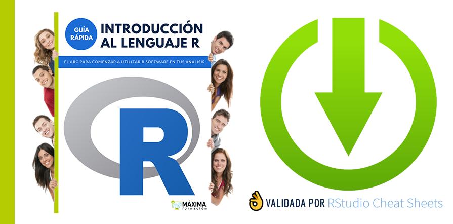 Guía gratis Introducción a R Software