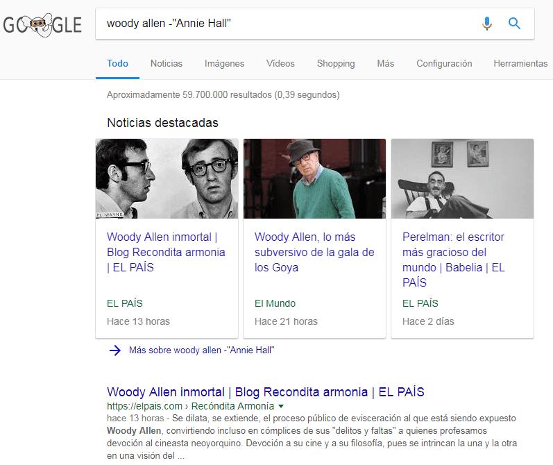 truco busqueda Google 2