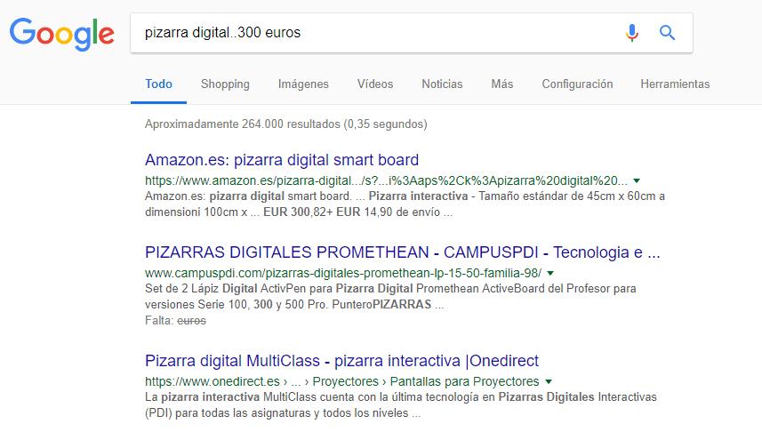 truco busqueda Google 5