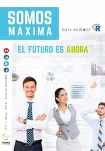 nº 1 Revista somos máxima Data Scienc