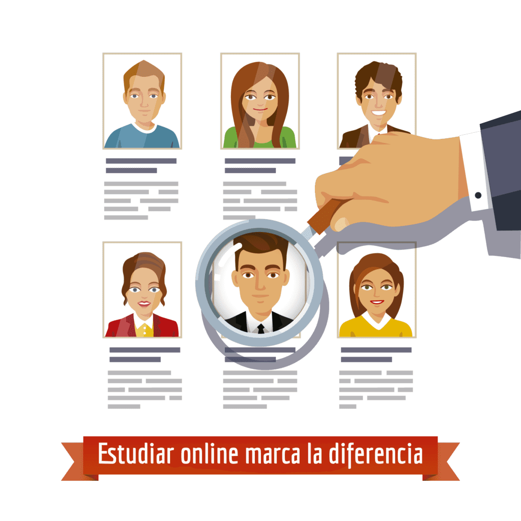 Estudiar online marca la diferencia