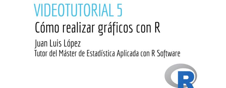 Cómo realizar gráficos con R