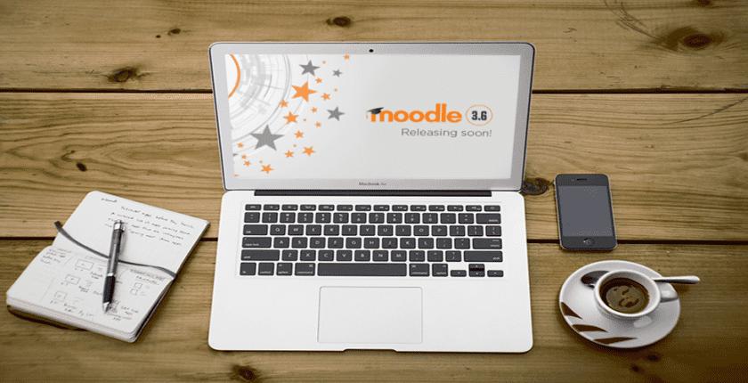 Todas las novedades de Moodle 3.6