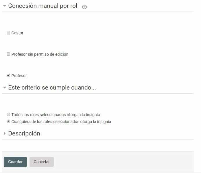 Insignias Moodle 10