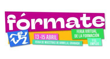 ¡Participa en la Feria virtual FÓRMATE!