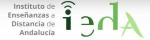 Logo IEDA Instituto de enseñanzas a distancia de Andalucía